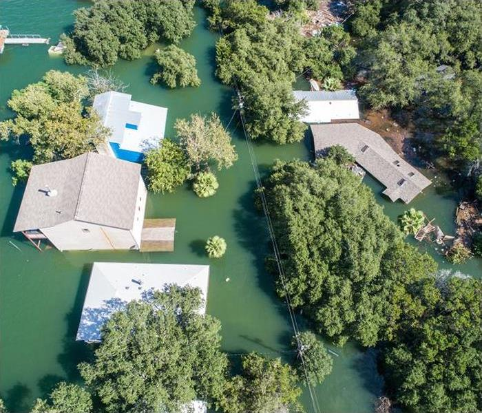 Water Damage What to Do When You Have Standing Flood Water in Austin